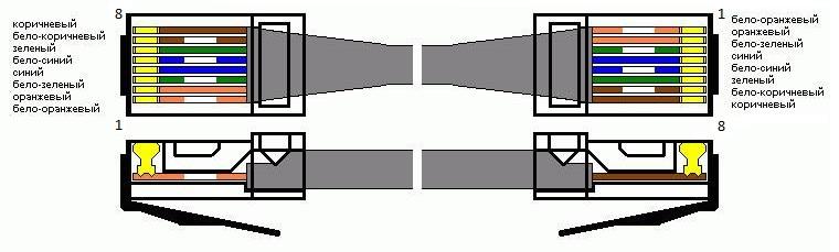 Схема подключения точки доступа фото 301