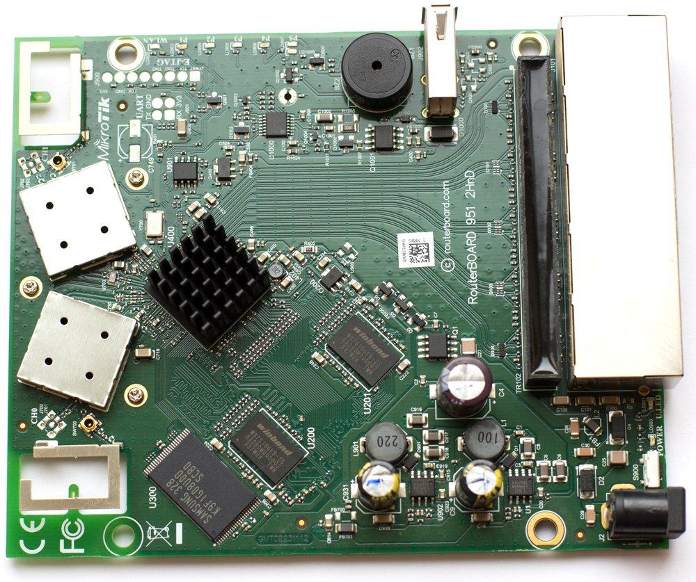 Wi Fi Mikrotik Rb951ui 2hnd Rb951g